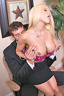 Brazzers porn movie - Off for a Promotion