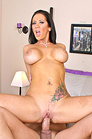 Brazzers HD video - Spying on Wife