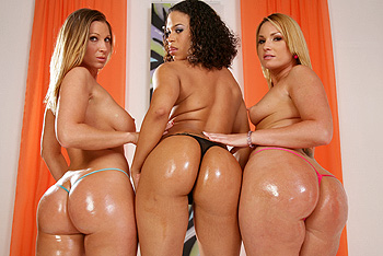 BigWetButts.com &#8211; Devon Lee, Flower Tucci, Chyanne Jacobs &#8211; Whose Butt Is It Anyway?