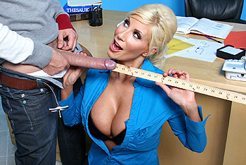 BigTitsAtSchool.com &#8211; Puma Swede &#8211; Big Dick Student For Ms. Swede