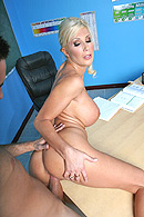Brazzers HD video - Big Dick Student For Ms. Swede