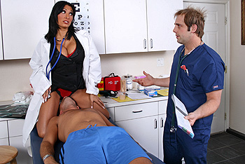 DoctorAdventures.com &#8211; Ricki Raxxx &#8211; Pussy to Mouth Resuscitation