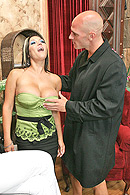 Claire Dames, Ricki White, Johnny Sins XXX clips