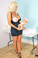 Britney O'Neil, Voodoo XXX clips