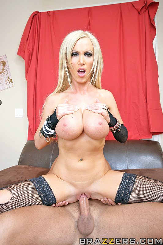 Nikki benz big cock rock star