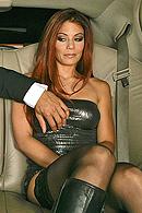 Top pornstar Angelina Valentine, Ryder Skye, Danny Mountain