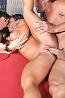 Brazzers video with Billy Glide, Cherokee, Keiran Lee, Lily Paige