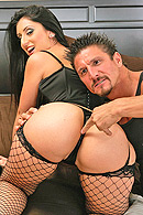 Luscious Lopez, Tommy Gunn on brazzers