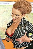 Sharon Pink, Voodoo XXX clips