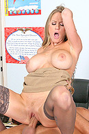 Abby Rode Titty Fuck sex movies