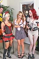 Mz Berlin, Regan Reese, Jordan Ash XXX clips