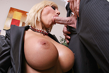 Puma Swede big boobs video from Big Tits at Work