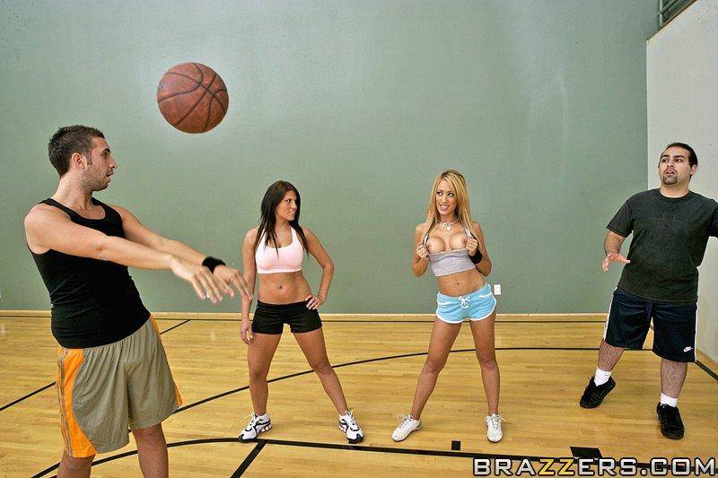 big tits in sports scenes