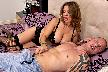 Sienna West milf porn video from MILFs Like It Big