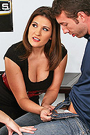 Austin Kincaid, Jordan Ash, Mindy Main on brazzers