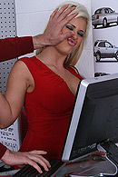 Brazzers porn movie - Car Rental gone bad.