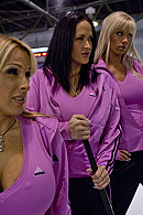 Top pornstar Carmella Bing, Holly Halston, Tanya James, Johnny Sins