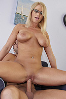 Brazzers video with Keiran Lee, Madison James