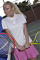 Big Tits In Sports Helena Sweet - Game, Set And Smash My Cock Deep Inside Your Pussy