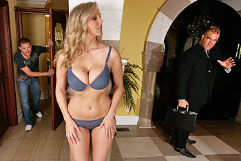 Julia Ann milf porn video from Real Wife Stories