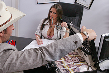 Rachel Roxxx uniform fetish video from Doctor Adventures
