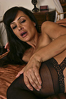 Who wants to chill with Lisa Ann for a day? free video clip