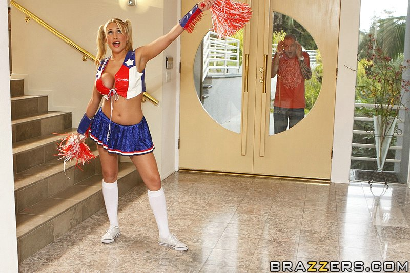 Alanah rae nice cheer let039s fuck brazzers 10