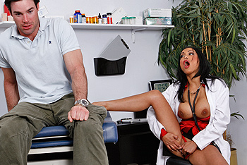 DoctorAdventures &#8211; Priya Anjali Rai &#8211; All I Could Hear is Pussy!
