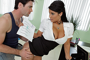 BigTitsAtSchool &#8211; Sophia Lomeli &#8211; Dera the Menace 3