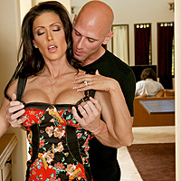 Jessica Jaymes and Johnny