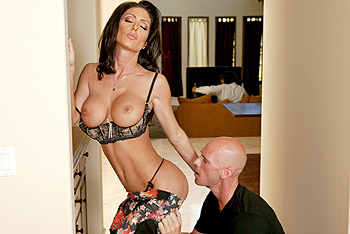 Jessica Jaymes milf porn video from Real Wife Stories