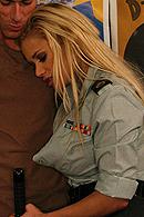 Brazzers porn movie - Military Penis Police