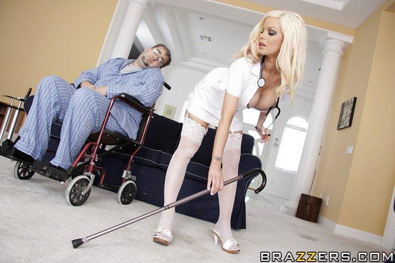 Delta White Nurse