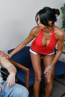 Brazzers porn movie - Anything To Cut The Waiting Line