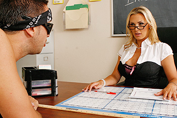 Big Tits at School &#8211; Tanya Tate &#8211; Teaching Billy&#8217;s bad behavior