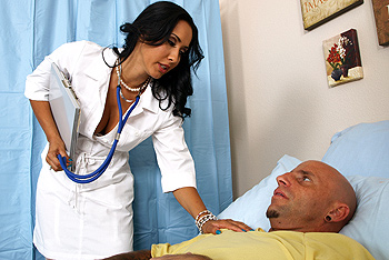 Brazzers Doctor Adventures - Isis Love