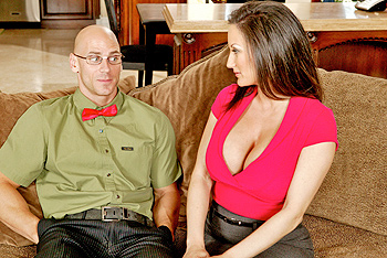 Stephanie Wylde is on a mission. Her sons best friend is a big time nerd and its putting a strain on her sons friendship with him. Stephanie takes it upon herself to try and turn this nerd into a stud with her home made remedy...her vagina.