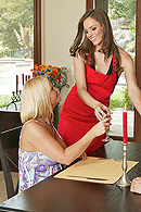 Maya Devine, Tori Black, Scott Nails XXX clips
