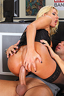 Brazzers video with Keiran Lee, Riley Evans