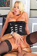 brazzers.com high quality pictures of Keiran Lee, Riley Evans