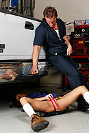 Brazzers porn movie - Mechanic Teen Sensation