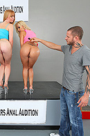 Brazzers porn movie - Ass Auction Associate