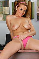 Top pornstar Charles Dera, Natasha Nice