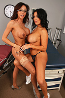 Top pornstar Ariella Ferrera, Sienna West, Johnny Sins