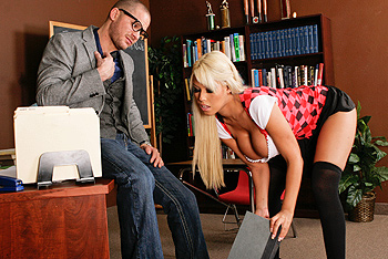 Big Tits at School &#8211; Bridgette B &#8211; Dick Is For Suck
