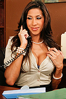 Kayla Carrera, Johnny Sins XXX clips