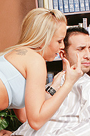 Jessica Moore, Keiran Lee on brazzers