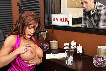 Devon Michaels big boobs video from Big Tits at Work
