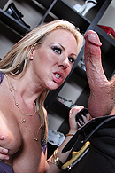 Carolyn Reese, Levi Cash on brazzers