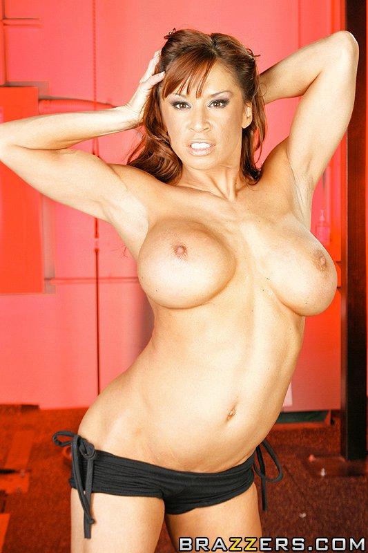 Big tits mma